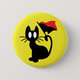 Badges Bouton de chat d'anarchie
