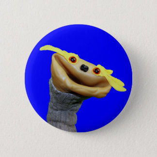 Badges Bouton de Chester (bleu)