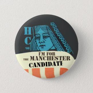 Badges Bouton de CLINTON Manchester NH