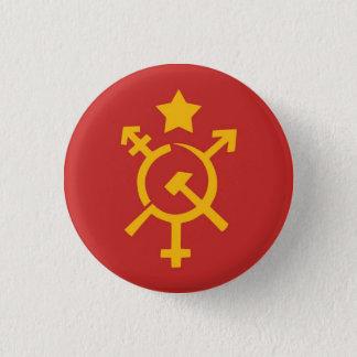 Badges Bouton de communisme de Trans*