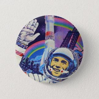 Badges Bouton de cosmonaute de Yuri Gagarin