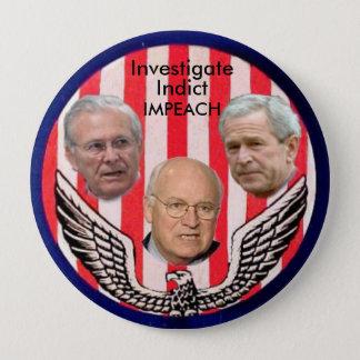 Badges Bouton de criminels de guerre (2ème version)