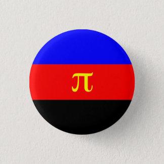 Badges Bouton de drapeau de Polyamory