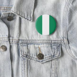 Badges Bouton de drapeau du Nigéria
