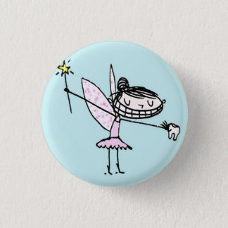 Badges bouton de fée de dent
