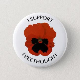 Badges Bouton de fleur d'alto de Freethought