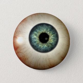 Badges Bouton de globe oculaire