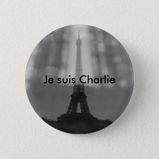 Badges Bouton de Je Suis Charlie