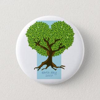 Badges Bouton de jour de la terre