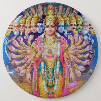 Badges Bouton de Krishna Vishvarupa