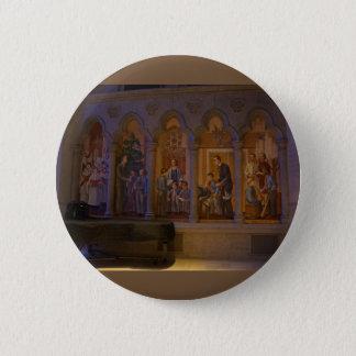 Badges Bouton de la cathédrale #5 Pinback de grâce de San