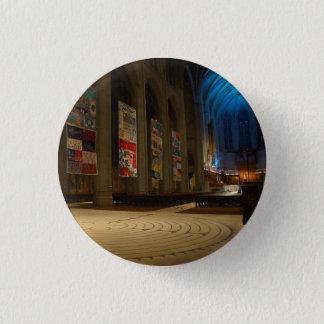 Badges Bouton de la cathédrale #6-2 Pinback de grâce de
