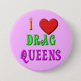 Badges Bouton de la Reine d'entrave d'amour de KRW I