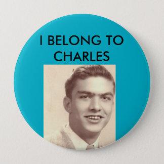 Badges Bouton de la Réunion de famille de Charles