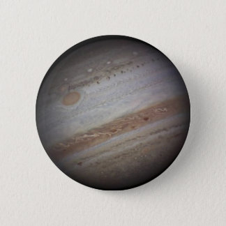 Badges Bouton de l'espace de Jupiter de planète