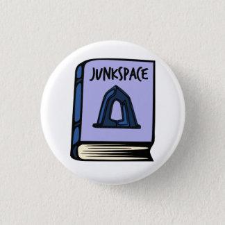 Badges Bouton de livre de Rem Koolhaas Junkspace
