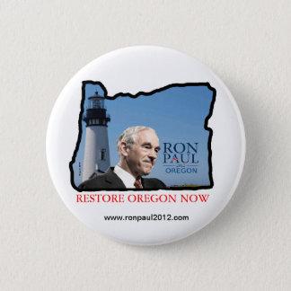 Badges Bouton de l'Orégon Ron Paul