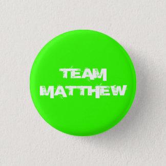 Badges Bouton de MATTHEW d'ÉQUIPE