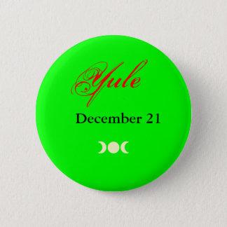 Badges Bouton de Noël