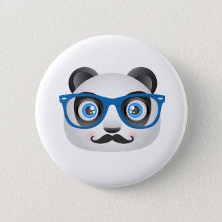 Badges Bouton de panda de hippie