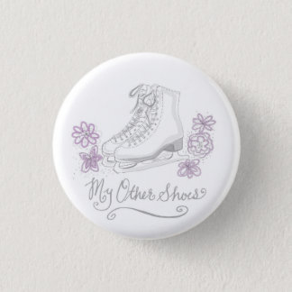 Badges Bouton de patinage artistique