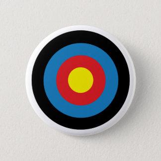 Badges Bouton de Pin d'insigne de cible de tir à l'arc