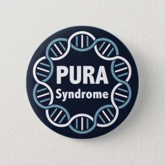 Badges Bouton de Pinback de logo de PURA
