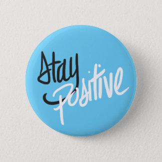 Badges Bouton de positif de séjour