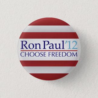 Badges Bouton de Ron Paul 2012