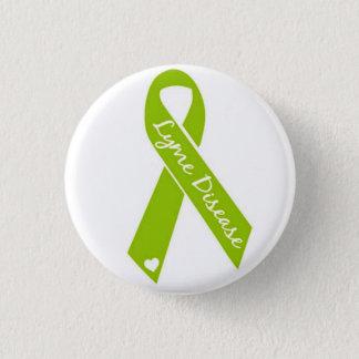 Badges Bouton de ruban de conscience de Lyme