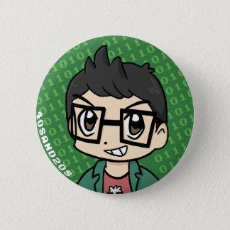 Badges Bouton de Ryan Chibi