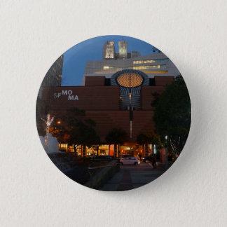 Badges Bouton de San Francisco MOMA Pinback