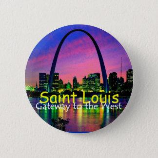 Badges Bouton de St Louis