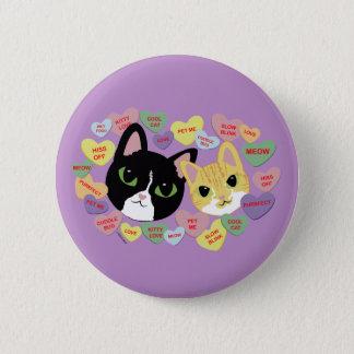 Badges Bouton de Turbo et de Tilly Vday