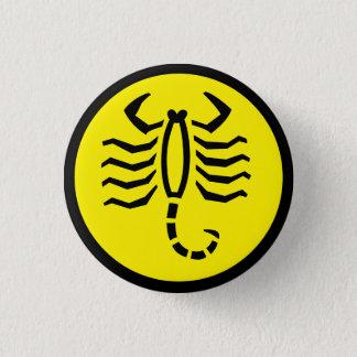 Badges Bouton de zodiaque de signe d'horoscope de