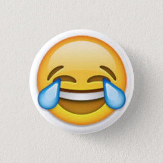 Badges Bouton d'Emoji