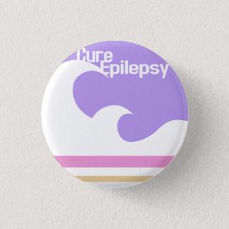 """Badges Bouton """"d'épilepsie de traitement mini"""""""
