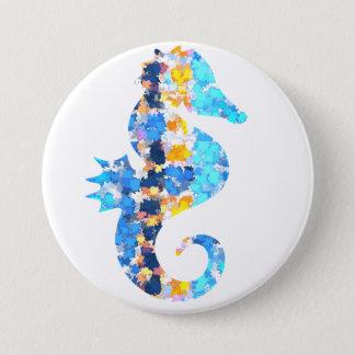 Badges Bouton d'hippocampe