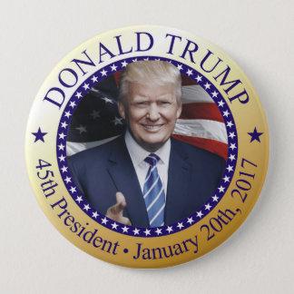 Badges Bouton d'inauguration d'atout