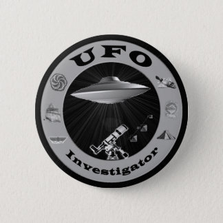 Badges Bouton d'investigateur d'UFO