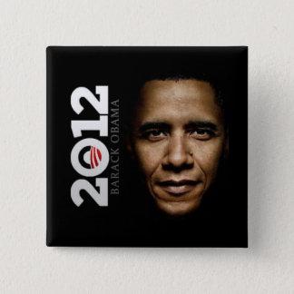 Badges Bouton d'Obama 2012