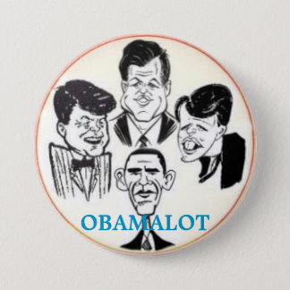 Badges Bouton d'Obamalot 3-Inch