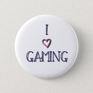 Badges Bouton du jeu I <3