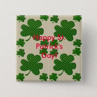 Badges Bouton du jour de St Patrick