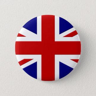 Badges Bouton d'Union Jack