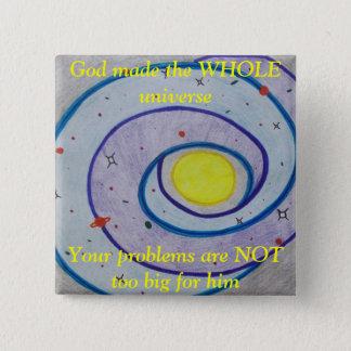 Badges Bouton d'univers