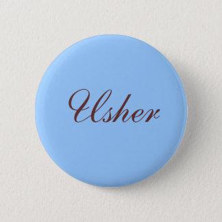 Badges Bouton d'Usher