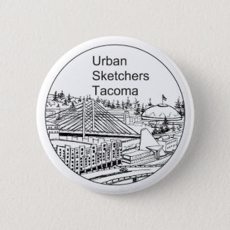 Badges Bouton d'USk Tacoma