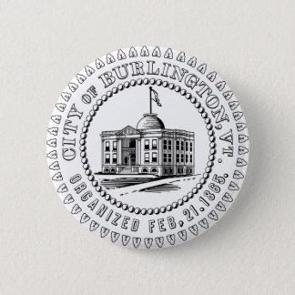 Badges Bouton fier de Burlington
