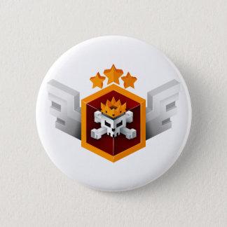 Badges Bouton impeccable de victoire du jeu | de